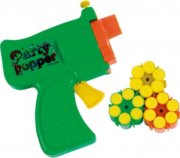 Pistolet à confettis Party Popper