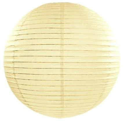 Lantern Lilly cream 35cm