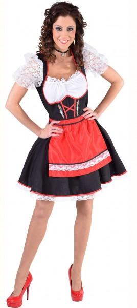 Dirndl Kostüm Franzie