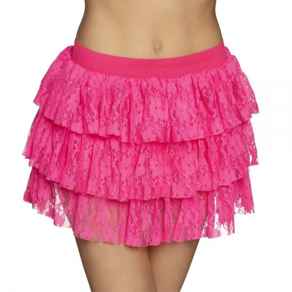 Pink ruffle skirt Bonnie