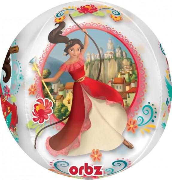 Ballon ballon Princesse Elena d'Avalor