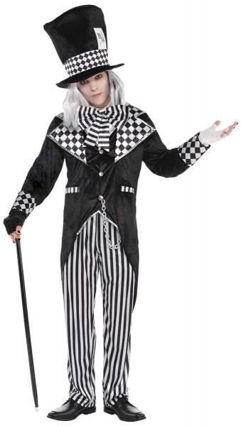 Psycho Hutmacher Men's Costume
