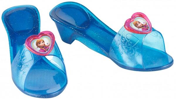 Blaue Anna Frozen Schuhe