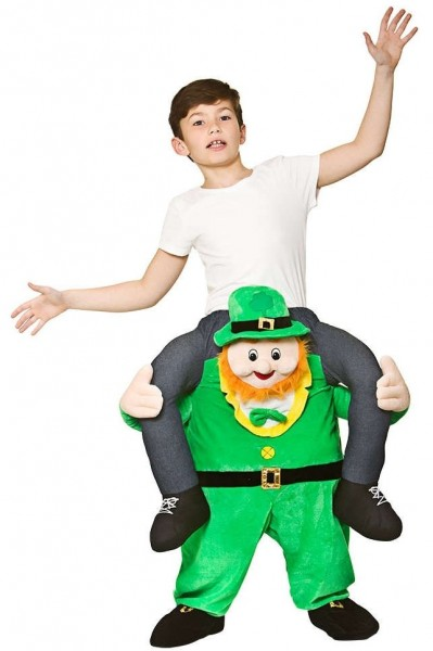 Costume enfant Piggyback St Patricks Day
