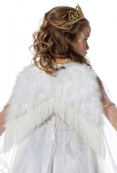 Weiße Engelsflügel Für Kinder