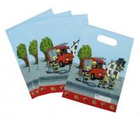 8 Feuerwehr Alarm Geschenktüte
