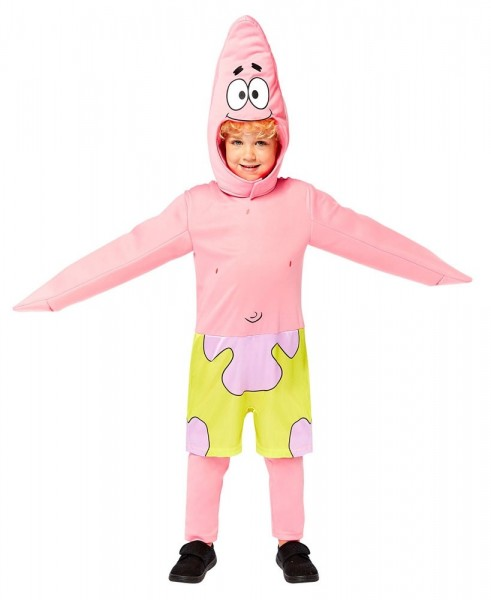 Spongebob Patrick Costume Children's