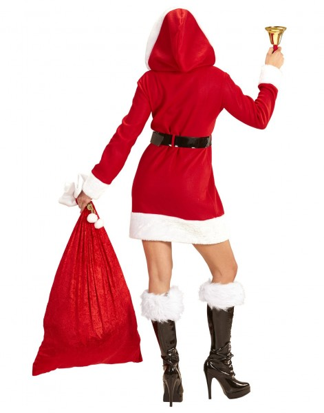 Miss Christmas Damenkostüm