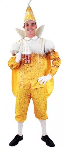 Karneval Bier Prinz Kostüm für Herren