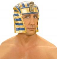 Ägyptischer Pharao Latex Kopfschmuck