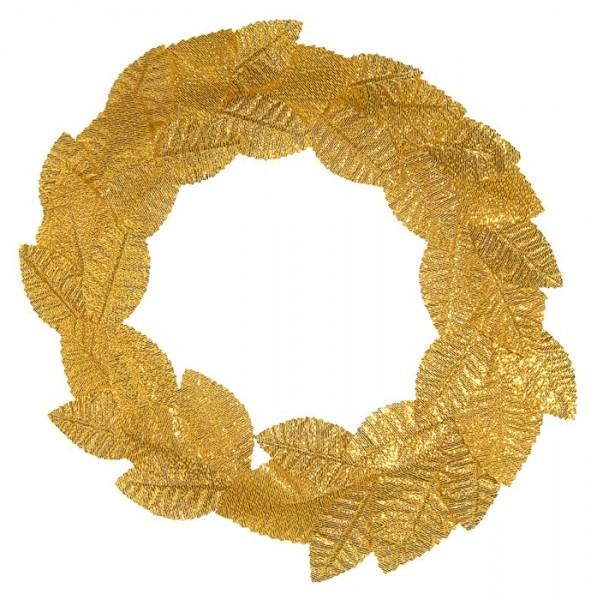Römer Lorbeerkranz Gold