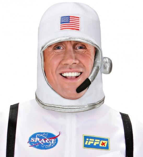 Stoff Astronautenhelm Neil