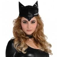 Hautenges Cataleya Katzenkostüm In Schwarz