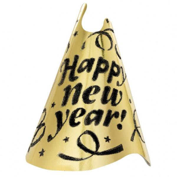 Feliz año nuevo fiesta