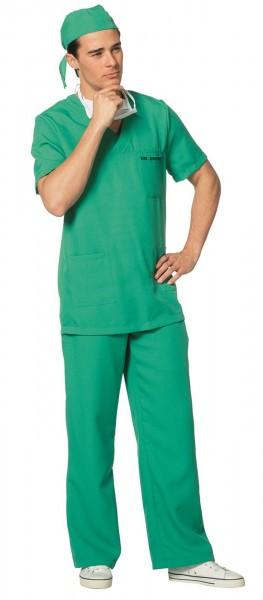 Chirurg Dr. Dreamy Herrenkostüm