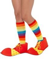 Clown Pino Schuhe für Erwachsene