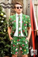 OppoSuits Sommer Anzug Santaboss