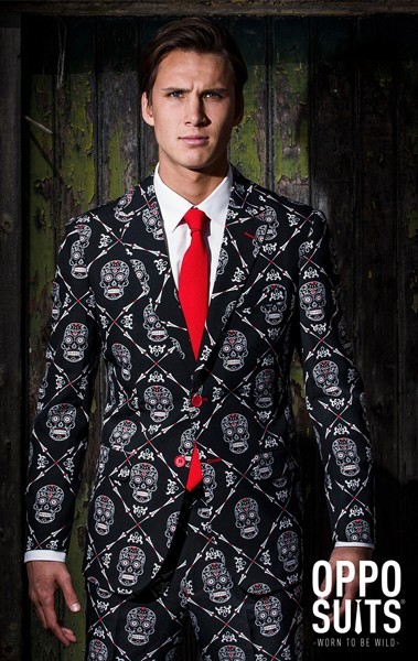 OppoSuits party suit Haunting Hombre