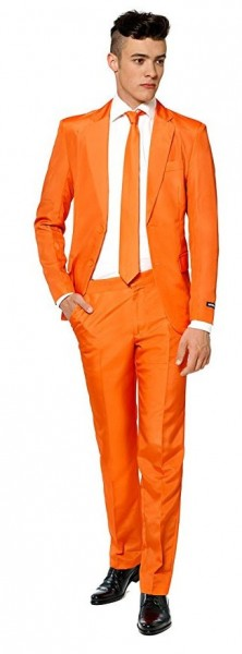 Suitmeister party suit Solid Orange