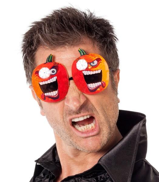 Crazy Pumpkin Brille