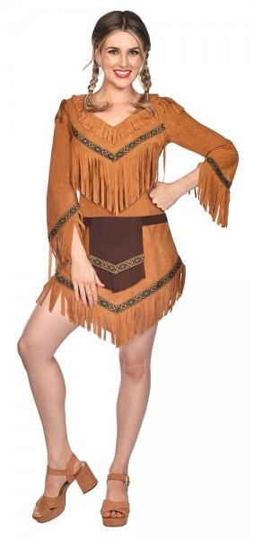 Costume indienne Huyana