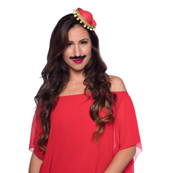 Mini-Sombrero Mexican rot