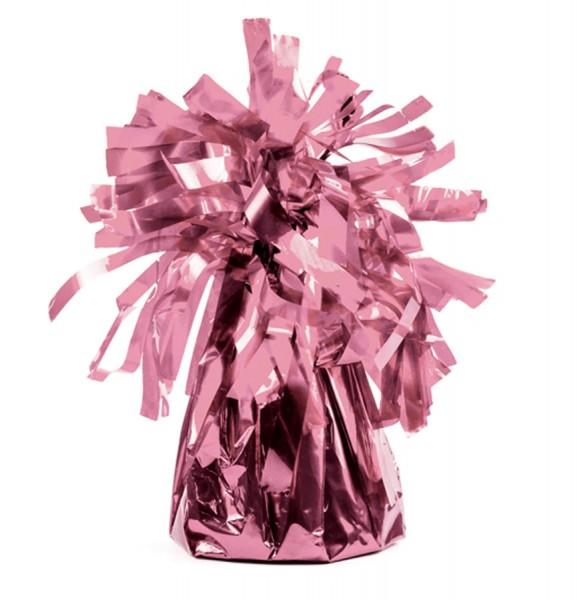 Ballongewicht roze metallic