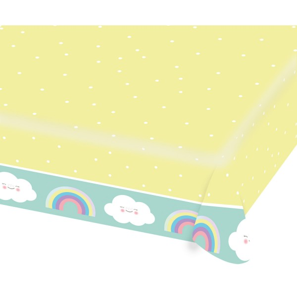 Sweet clouds world tablecloth 1.75 x 1.15m