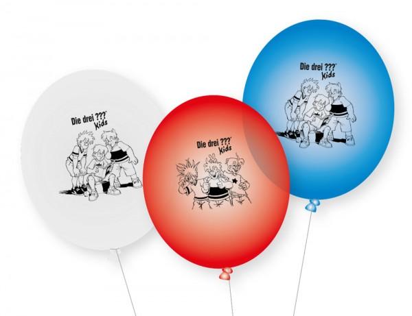 9 Die drei Fragezeichen Kids Ballons