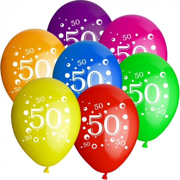Geburtstag 50 er