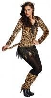 Leoparden Lady Lilly Kostüm Für Damen