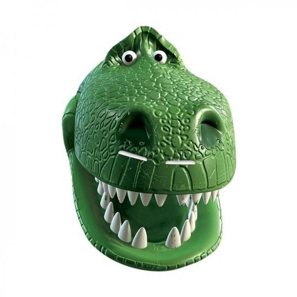 Masque en papier Rex Toy Story 4