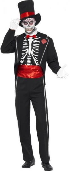 Horror Skelett Kostüm