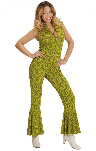 Dancing Queen 70er Jahre Kostüm Für Damen 1