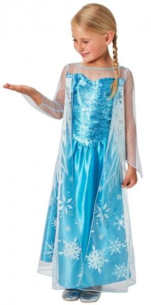 Elsa Frozen Kleid Kinderkostüm 1