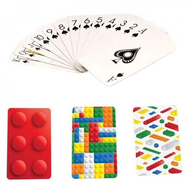 1 Brickz Mini Kartenspiel