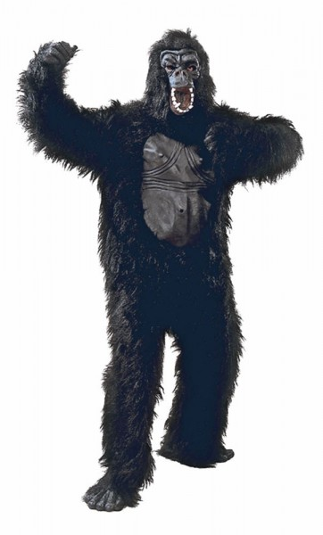 Horror Gorilla King Bananas kostuum