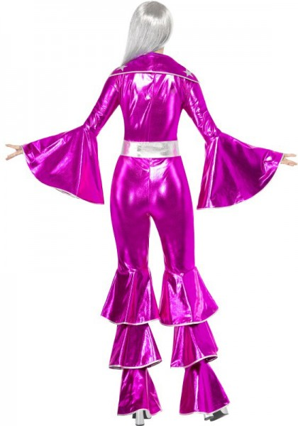 Disco Queen Pinkie Damenkostüm