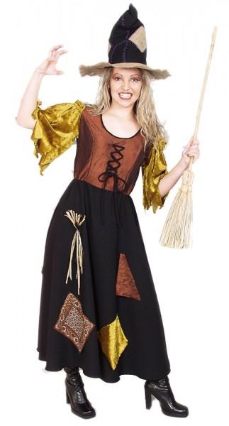 Disfraz de bruja Thalandra para mujer