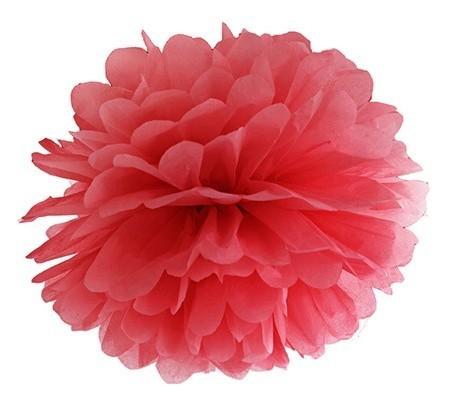 Pompon Romy red 25cm