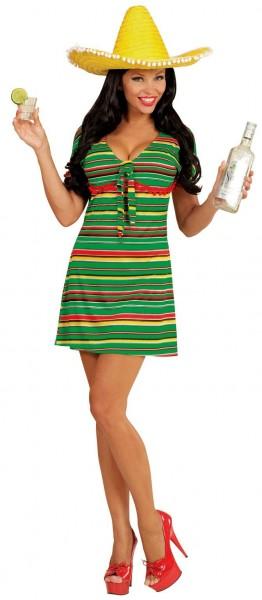 Vestido Fiesta Mexicana