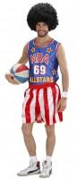 Basketballspieler NBA 69 Herrenkostüm