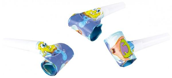 SpongeBob Luftrüssel 6er Set 30cm
