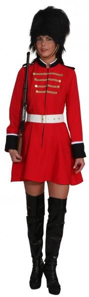 Englische Palastwächterin Kostüm