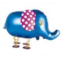 XL Airwalker Ballon Elefant Afra 82 x 45cm