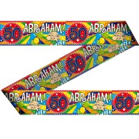 Abraham Party Absperrband 15m