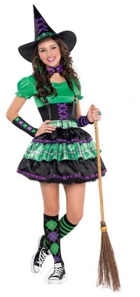 Hexe Mellie Kostüm für Kinder