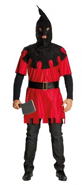 Cunrad der Schreckliche Henker Kostüm
