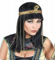 Ägyptische Pharaonin Perücke