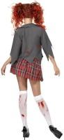 Schulmädchen Zombie Kostüm